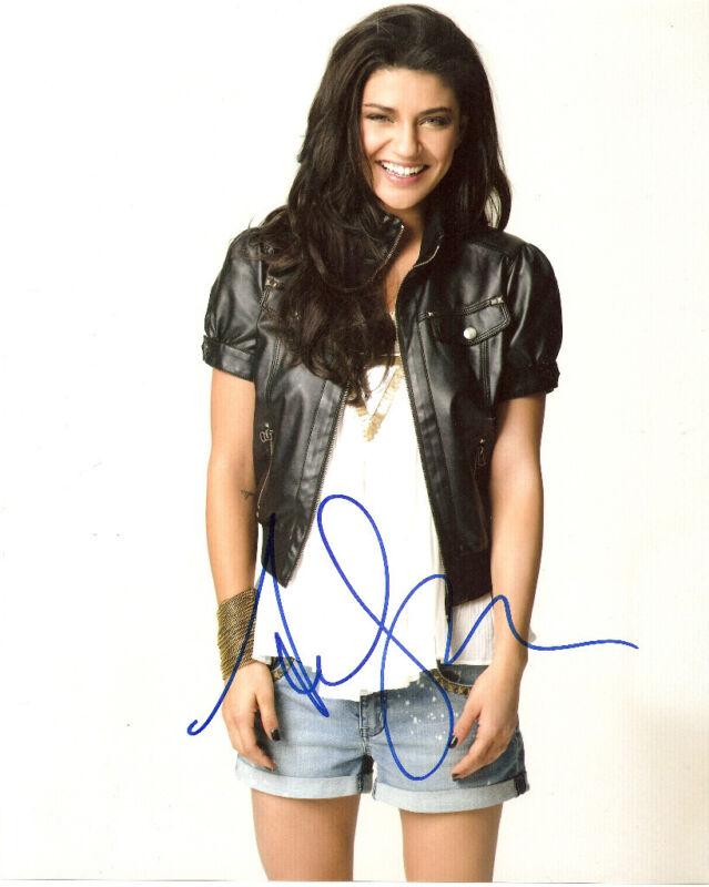 Gossip Girl Jessica Szohr Autographed Signed 8x10 COA