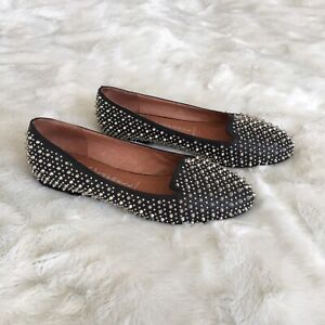 Jeffrey Campbell Studded Loafers Size 7
