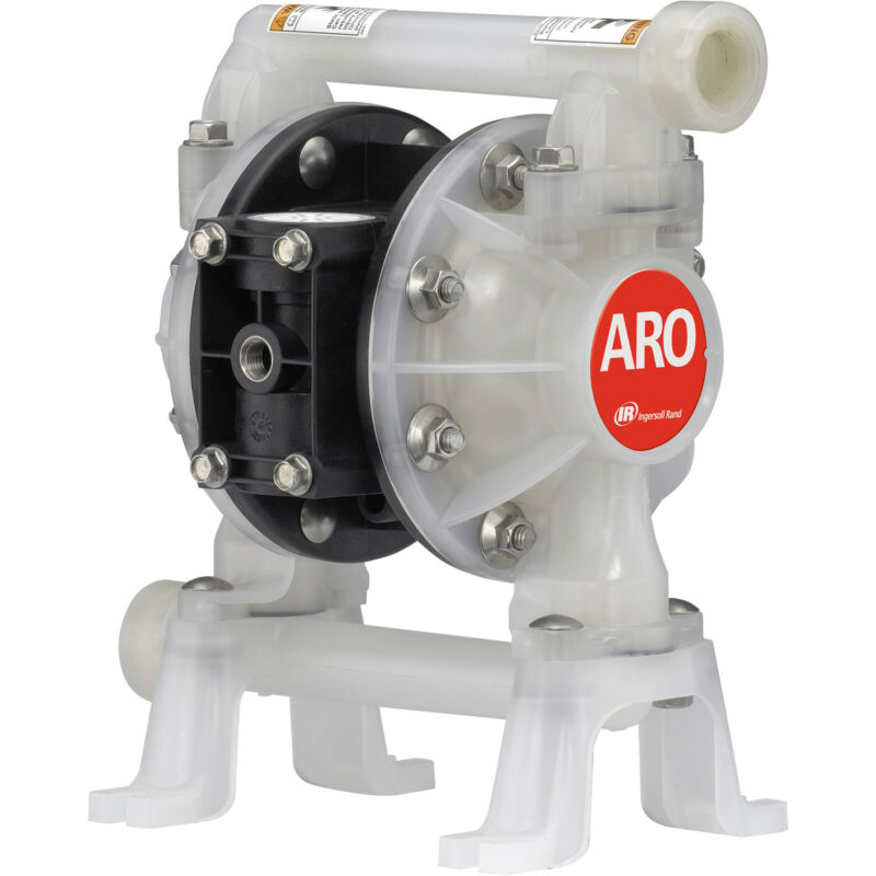 Ingersoll Rand Air-Operated Double Diaphragm Pump 3/4in Ports 14.8 GPM