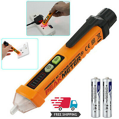 Non-contact Lcd Electric Ac Test Pen Voltage Digital Detector Tester 121000v