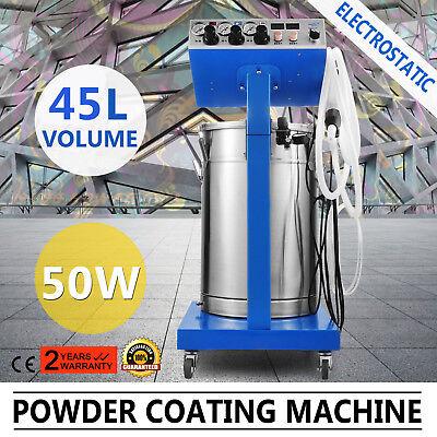 Powder Coating System Machine Electrostatic Deep Corners Paint System Wx-958