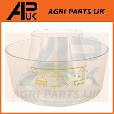 Air Filter Pre-cleaner (Air Filter Pre Cleaner Bowl Massey Ferguson 240 265 275 285 290 398 390 Tractor)