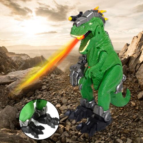 MIT Licht & Sound! Begehbar Tyrannosaurus Spielzeug T-Rex Dinosaurier Groß Dinos
