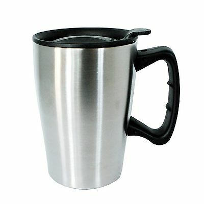 Camping Stainless Steel Coffee Tea Star Mugs Cup Double Structure Body Mug Cups