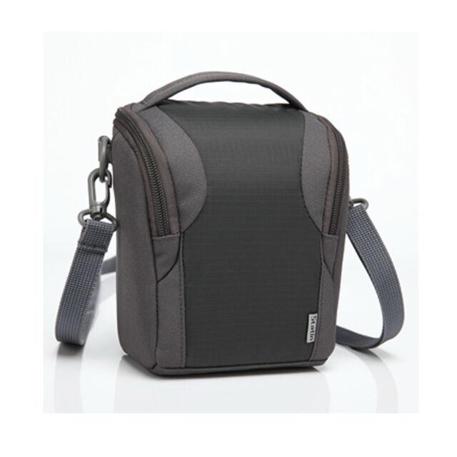 Nylon Shoulder Camera Case For Sony DSC- H400 HX300 H300 H200