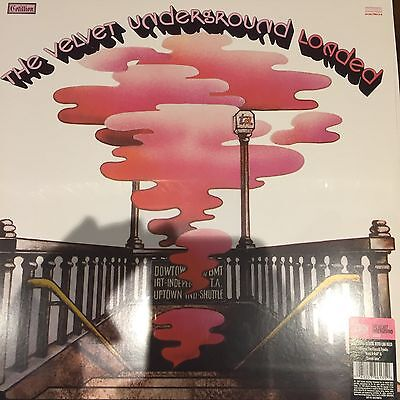 THE VELVET UNDERGROUND 'LOADED' LP VINYL NEW AND SEALED