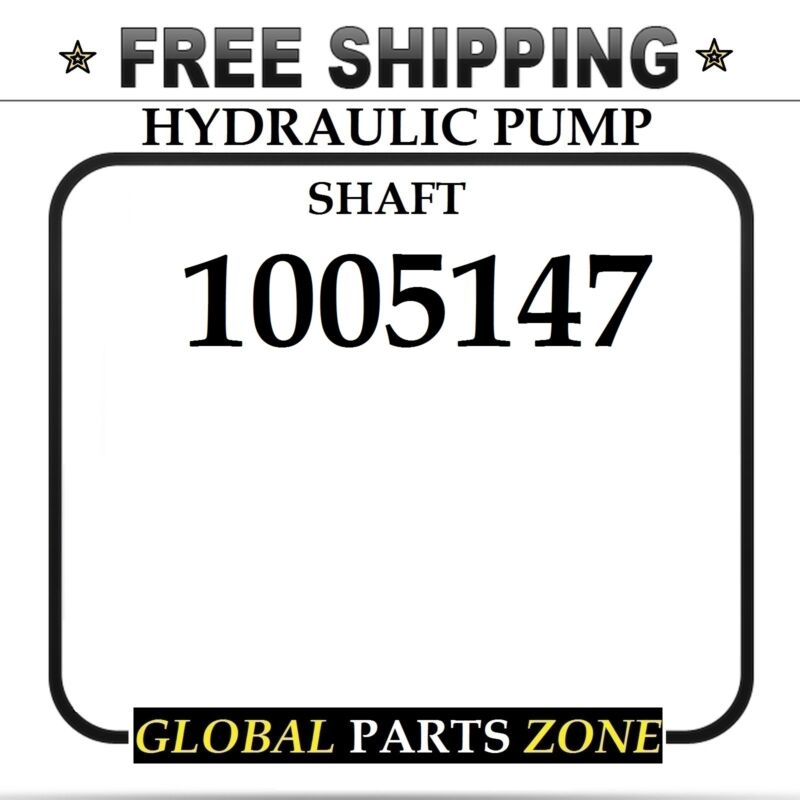NEW HYDRAULIC PUMP SHAFT DRIVE for Caterpillar 1005147 100-5147 FREE DELIVERY!!!