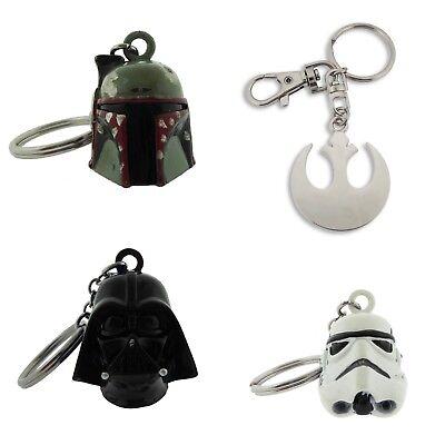 Boba Fett Womens Costume (Star Wars Keychain Boba Fett Darth Vader Stormtrooper Rebel Key Chain)