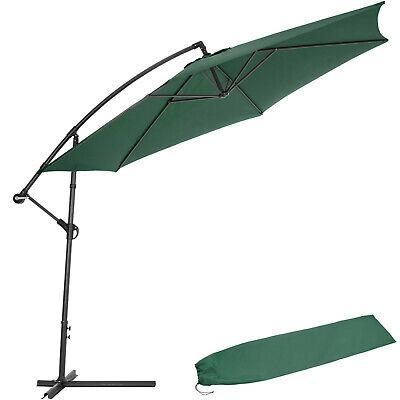 3,5m Sombrilla parasol de para terraza jardín protección solar UV segunda mano  Getafe