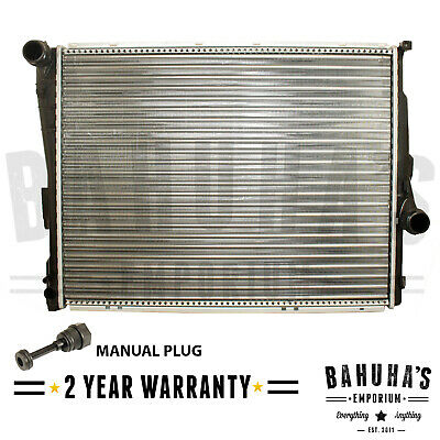 BMW 3 SERIES E46 1998-2006 / Z4 2002-2011 AUTOMATIC & MANUAL OE QUALITY RADIATOR