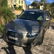 2005 Audi A3 Ambition Auto LOW KM LONG REGO West Gosford Gosford Area Preview