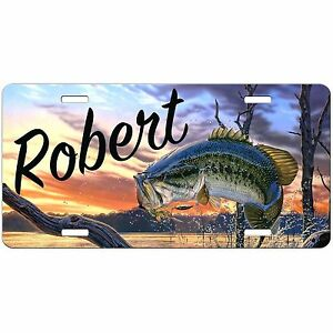 Fishing license plate ebay for Purchase florida fishing license