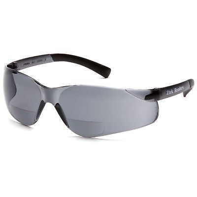Pyramex Ztek Bifocal Safety Glasses With 1.5 Gray Lens