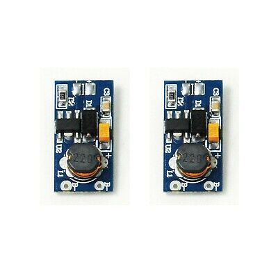 2pc Driver Board For 405nm 150mw-250mw Violetblue Laser Diode 3-5v Power Supply