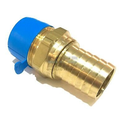 1 Swivel Hose Barb X 1 Male Npt Brass Pipe Fitting Npt Gas Fuel Water Air