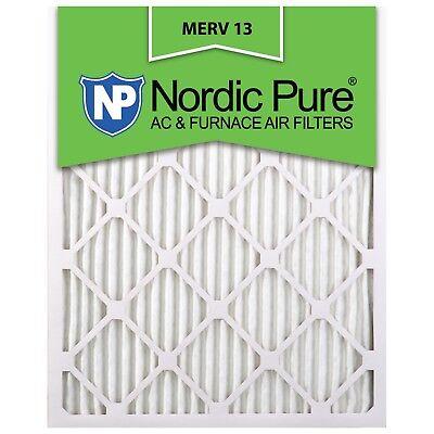 20X22x1 Air Filter Conditioner Filtrete Merv 13 Pleated 3m H