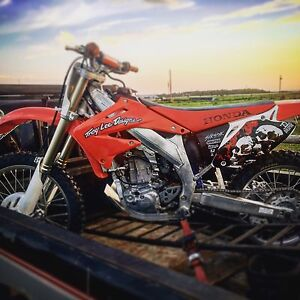 2003 crf450r trade for 250 or vehicle
