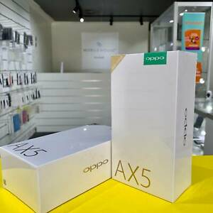 OPPO AX5 Diamond Blue 64G Brand New Sealed Box Pack with 2Y Warranty
