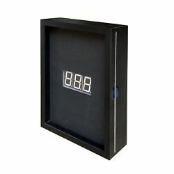 3-Digit Count Down Clock Light Box Brand Marketing Event Sport School Countdown