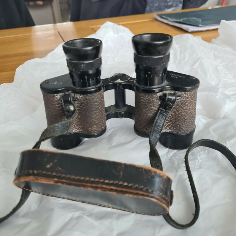 Vintage Kern Aarau Alpin 160 Binoculars 6 x 24
