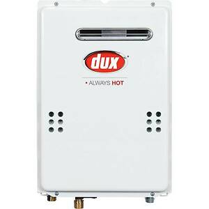 Natural Gas Condensing Continuous Flow Water Heater Mount Druitt Blacktown Area Preview