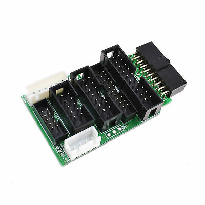 J-link Ulink2 Emulator V8 All-arm Jtag Adapter Converter For Tq2440 Mini2440 New