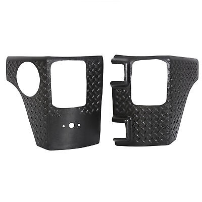 Rear Corner Guards Body Armor For 2007-Up Jeep Wrangler JK 4 Door Brand New