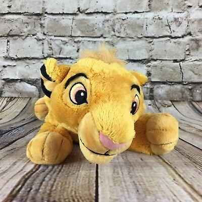 "The Lion King Simbaa Disney Parks Exclusive 12"" Stuffed Animal Plush Doll"