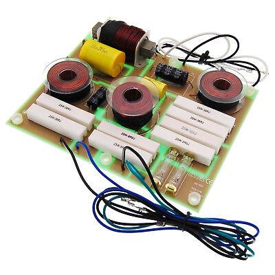 Kenford Profi 3-Wege Frequenzweiche 700 Watt 18 dB Lautsprecher Frequenz Weiche