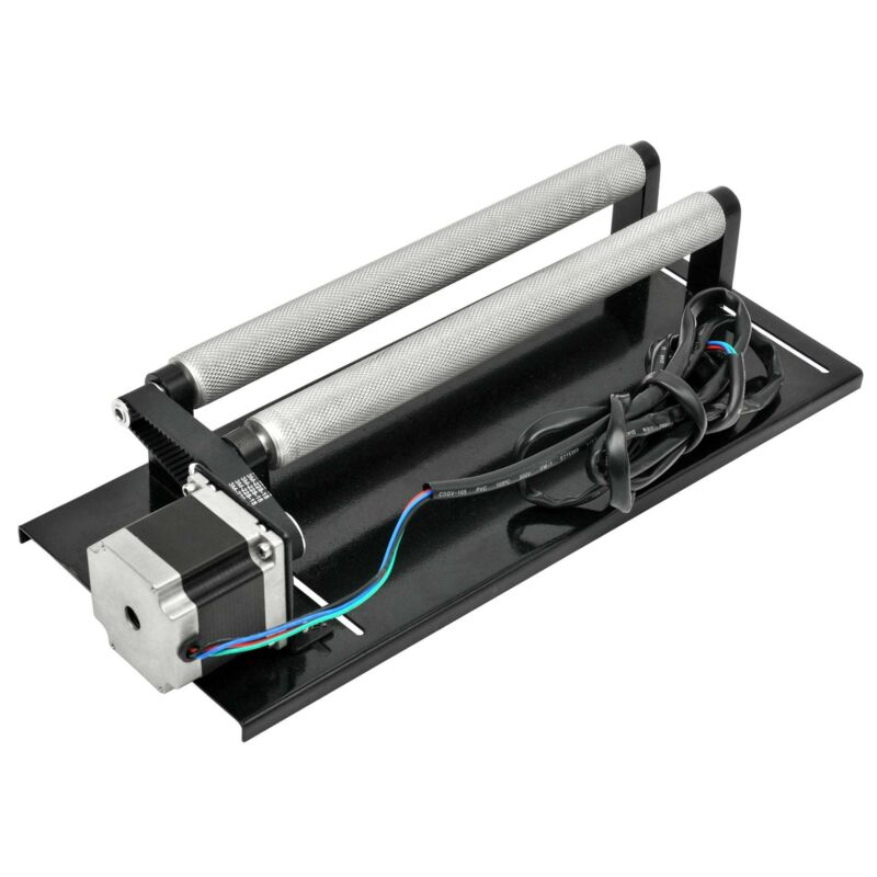 Cylinder Rotary Regular Rotation Axis For 50W 60W 80W CO2 laser Cutter Engraver - $50.38