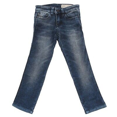 25f2c6c2ac078 0047W jeans bimba DIESEL blu denim super slim stretch skinny pant kid