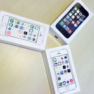 Brand New iphone 5s gold grey silver unlocked with WARRANTY Surfers Paradise Gold Coast City Preview