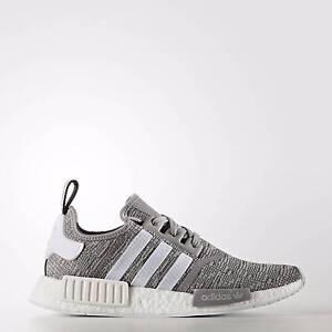 Adidas NMD R1 Glitch Grey Melbourne CBD Melbourne City Preview