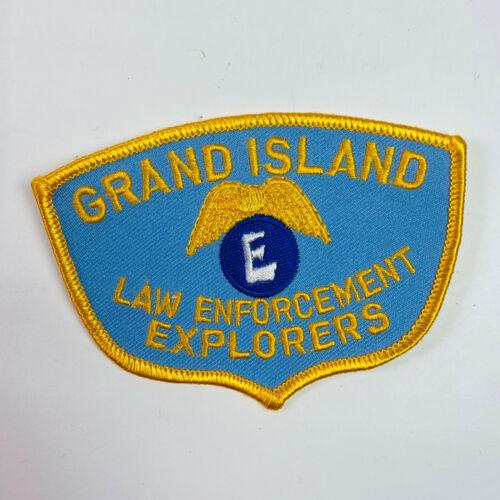 Grand Island Police Law Enforcement Explorers Hall County Nebraska Patch