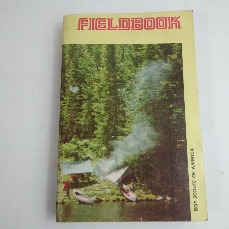 Fieldbook Boy Scouts Of America 1977 2nd Edition