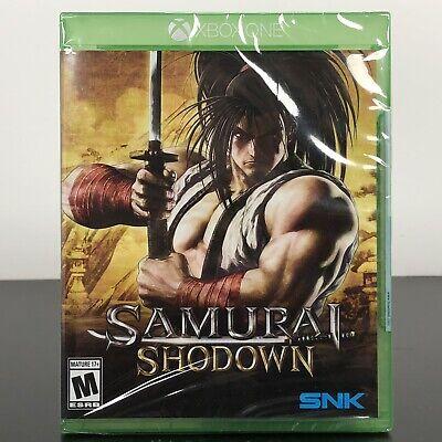 Samurai Shodown (Xbox One, XB1) - NEW SEALED