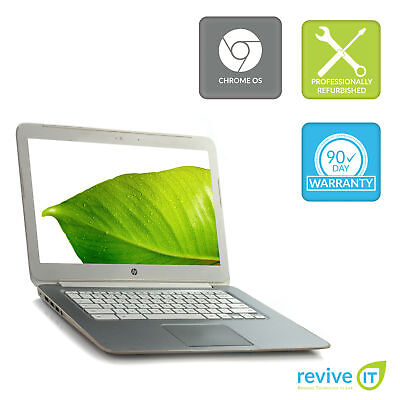 HP Chromebook 14 Intel Celeron 2955U 1.4GHz 4GB 16GB SSD Chrome OS Grade C