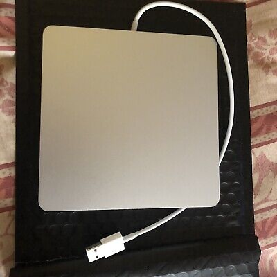 Apple USB SuperDrive DVD Re-Writer - Silver Model A1379- Excellent Condition