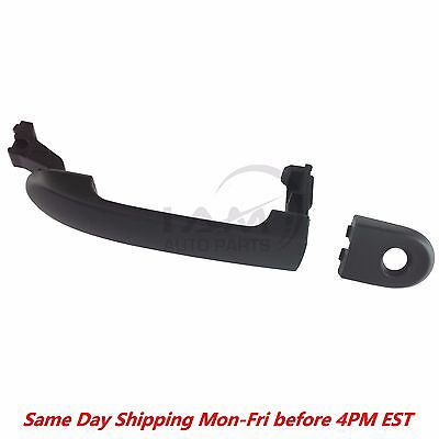 For Nissan Versa 2007 2012 Front Outside Exterior Outer Door Handle Left Driver