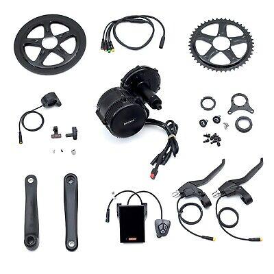 BBS02B 48v500w Bafang Mid Drive Conversion Kit Electric Bicycle Bike eBike