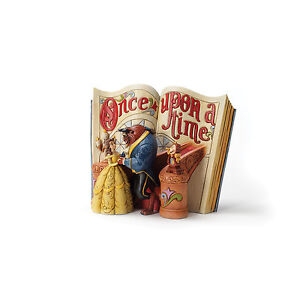 DISNEY TRADITIONS *LOVE ENDURES - BEAUTY AND THE BEAST* BOOK FIGURINE 4031483