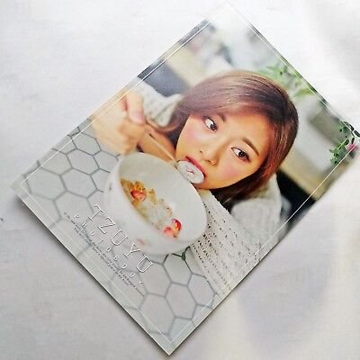 Twice Tzuyu Photobook Album Magazine Jeju Island Photo book Kpop Nature Card DVD