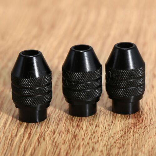 20X Black Hex Socket Allen Bolt Screw Nut Hexagon Head Cover Cap Protector XBUK