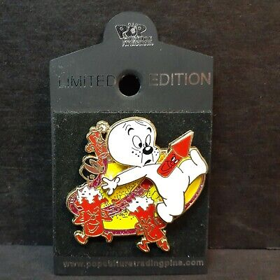 """Pop Culture Pin Trading Company Limited Edition """"Spooky"""" Pin G"""