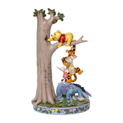 Disney Jim Shore Winnie the Pooh Tree & Friends 100 Acre Caper Figurine Eeyore