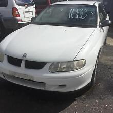 2001 Holden Commodore Sedan Rocklea Brisbane South West Preview