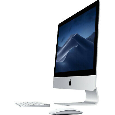 "New Apple 21.5"" iMac w/ Retina 4K/ 3.6 GHz Quad i3/8GB RAM/1TB/555X MRT32LL/A"