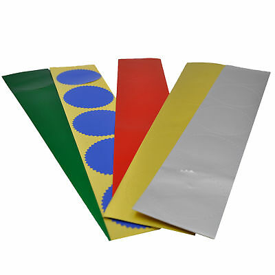 Self Adhesive Seal Labels For Certificate Notary Seal -100ct Variation Pack