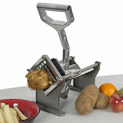 Commercial Potato Radish Cucumber Strip-cutter Fruit Vegetable Cutter Slicer New
