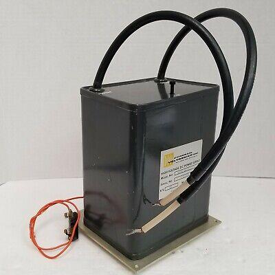Universal Voltronics Bpe22-5.5 Dc Power Supply 22kv 5.5ma Power Pack